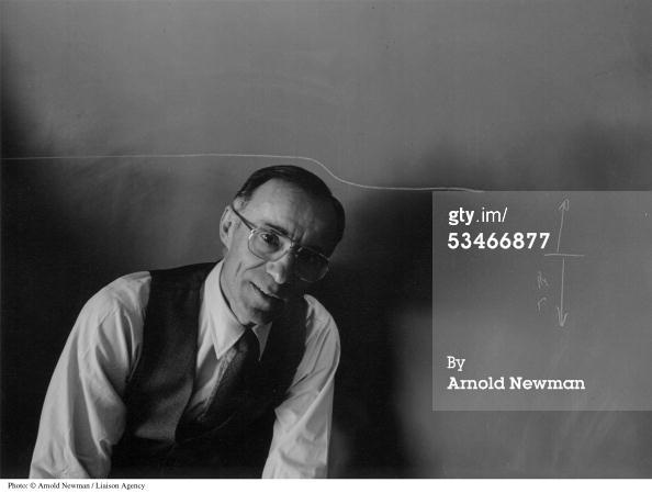 Arnold Newman Arno Penzias