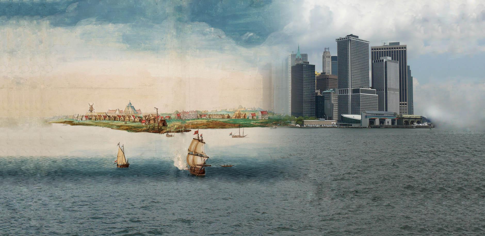 Nieuw Amsterdam aka New York