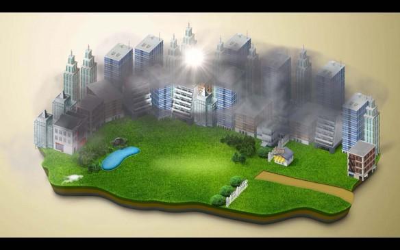 Daan Roosegaarde - Smog Free Park