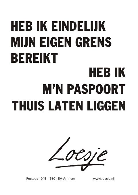 loesje-grens