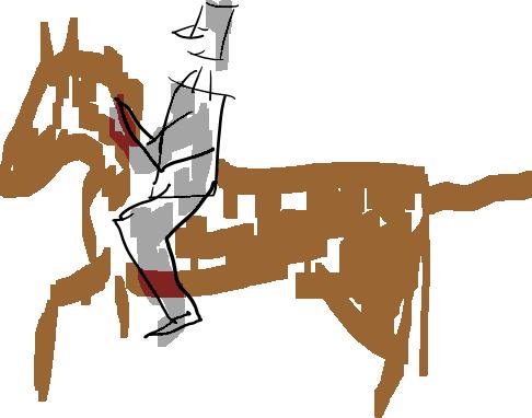 paard-ruiter